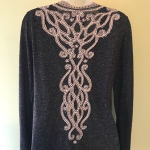 Miss Me Cardigan, Size Small